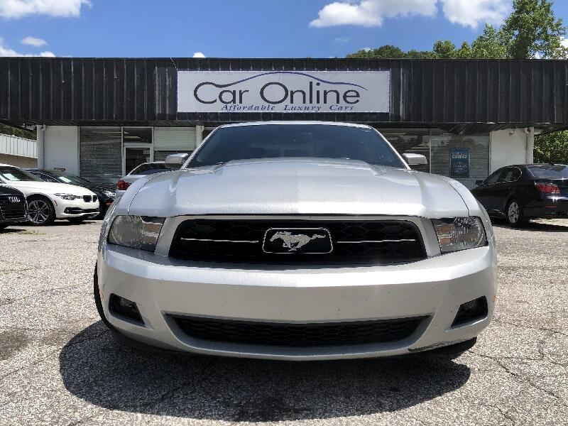 Used 2010 Ford Mustang in Roswell, GA | Auto com | 1ZVBP8AN4A5104781