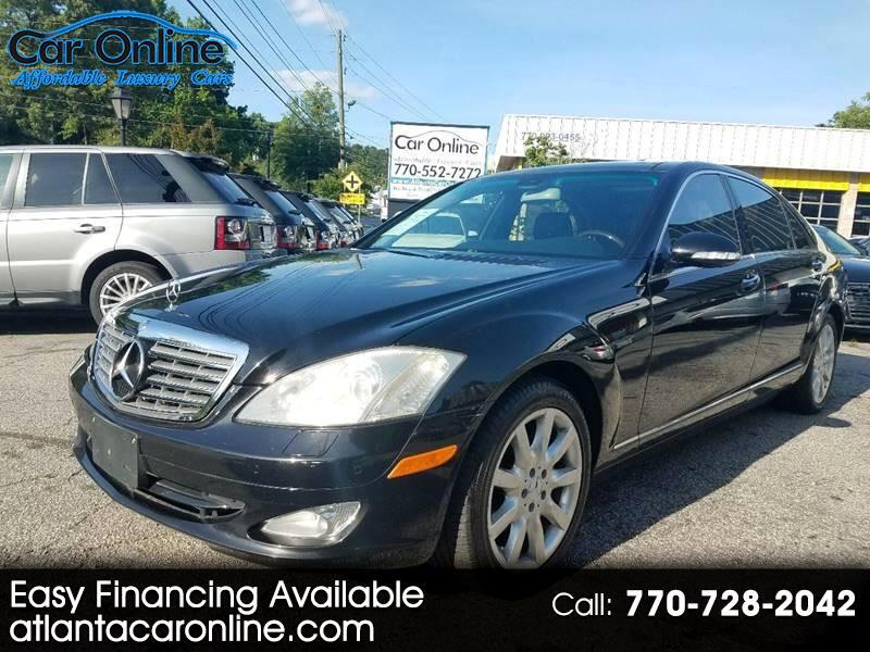 2007 S550 For Sale >> Used 2007 Mercedes Benz S Class S550 In Roswell Ga Auto Com Wddng71x67a076693