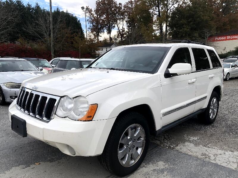 Jeep Grand Cherokee Limited 4WD 2008