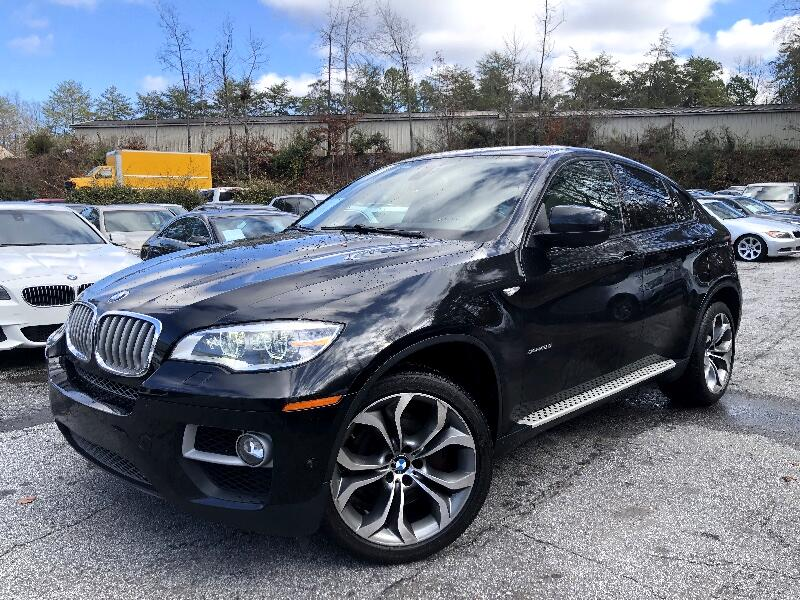 BMW X6 xDrive50i 2014
