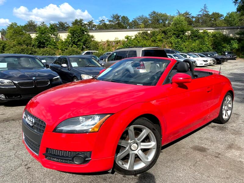 Audi TT 2.0T Roadster with S tronic 2009