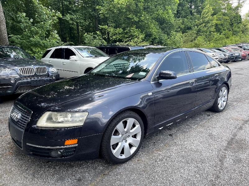 Audi A6 4.2 with Tiptronic 2005
