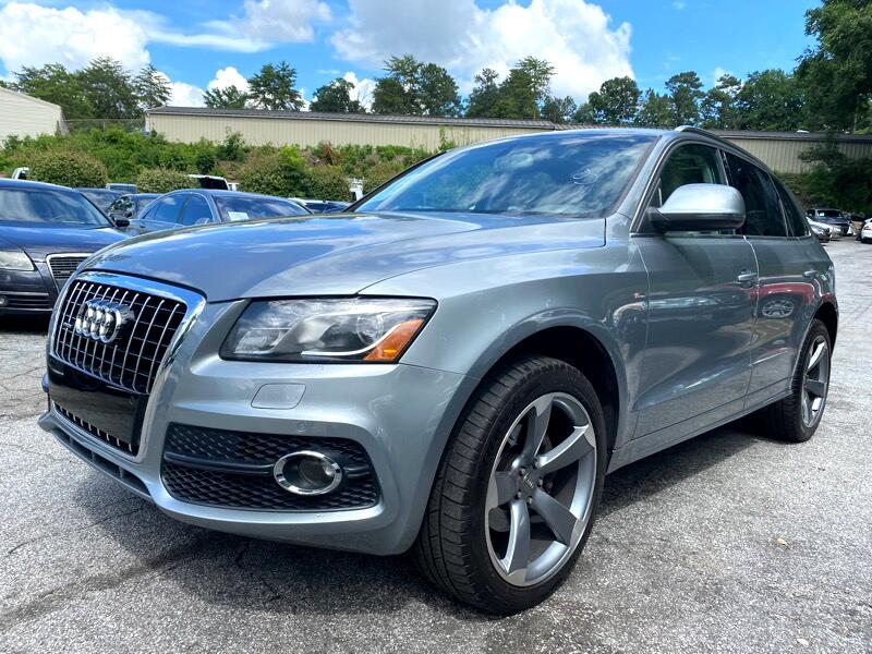 Audi Q5 3.2 quattro Premium 2011