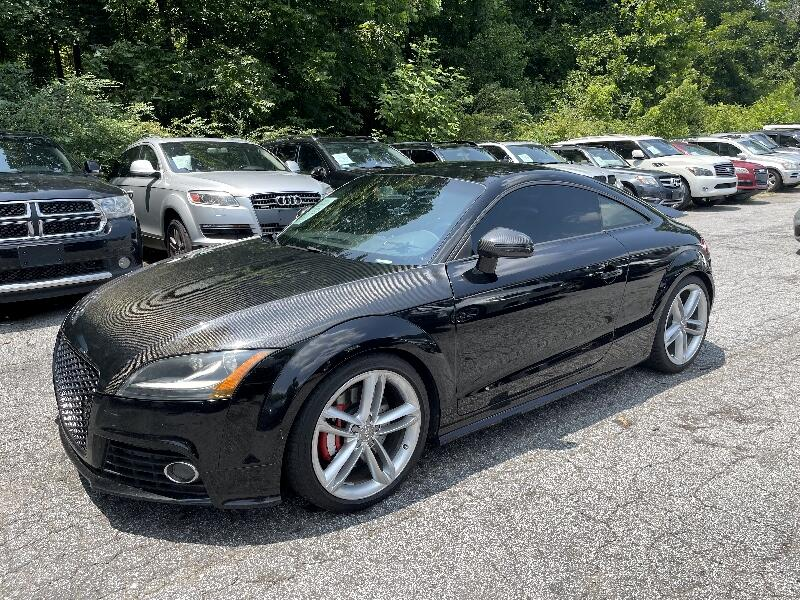 Audi TT 2.0T with S tronic 2009