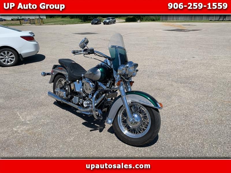 1997 Harley-Davidson FLSTN Herritage Classic