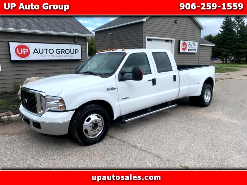 Ford F-350 SD XLT Crew Cab Long Bed DRW 2WD 2007