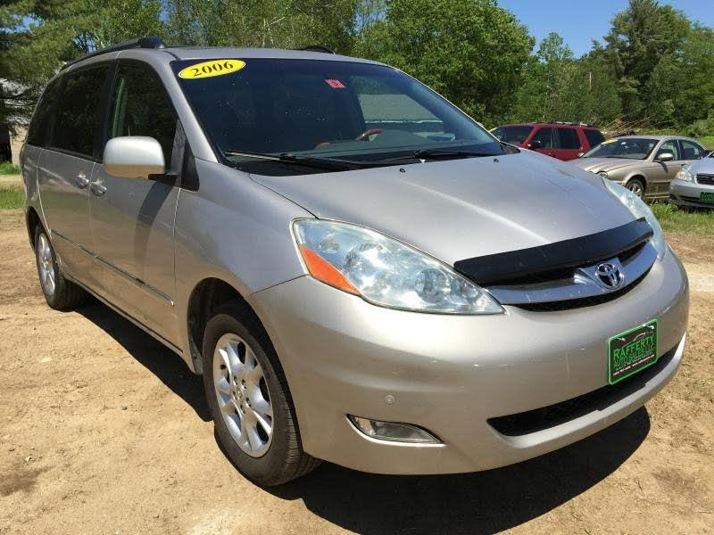 used 2006 toyota sienna xle limited for sale in belmont nh. Black Bedroom Furniture Sets. Home Design Ideas