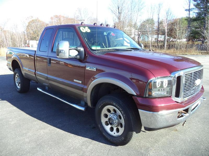 2006 Ford F-350 SD XL SuperCab 4WD