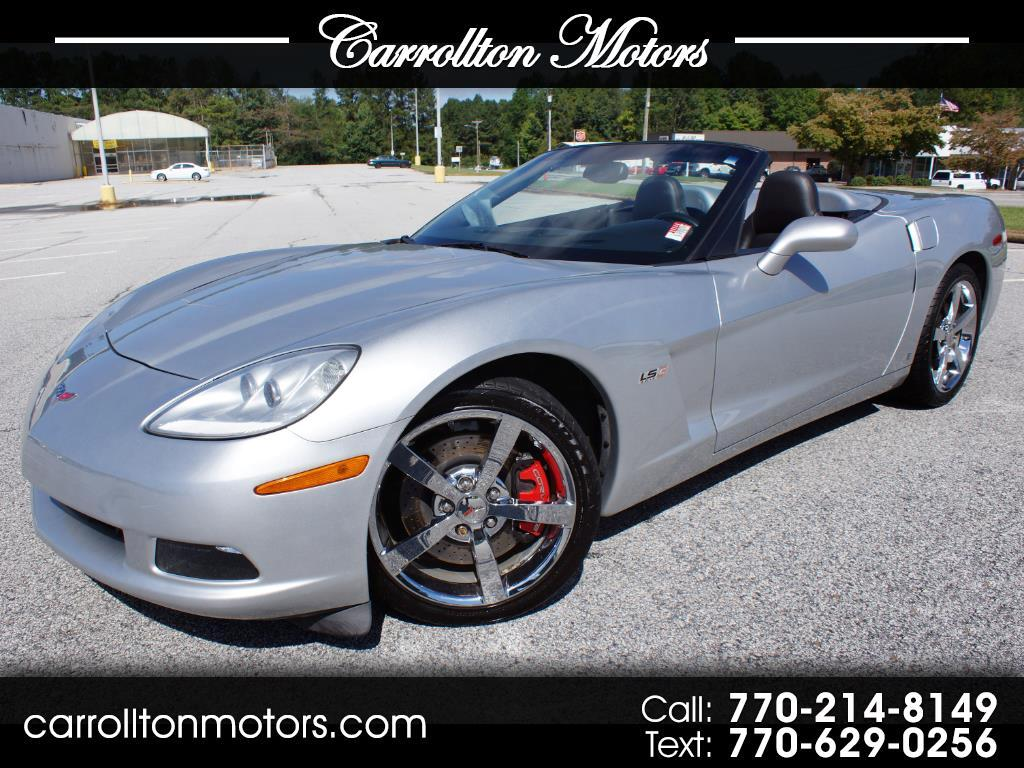 2009 Chevrolet Corvette Convertible LT3