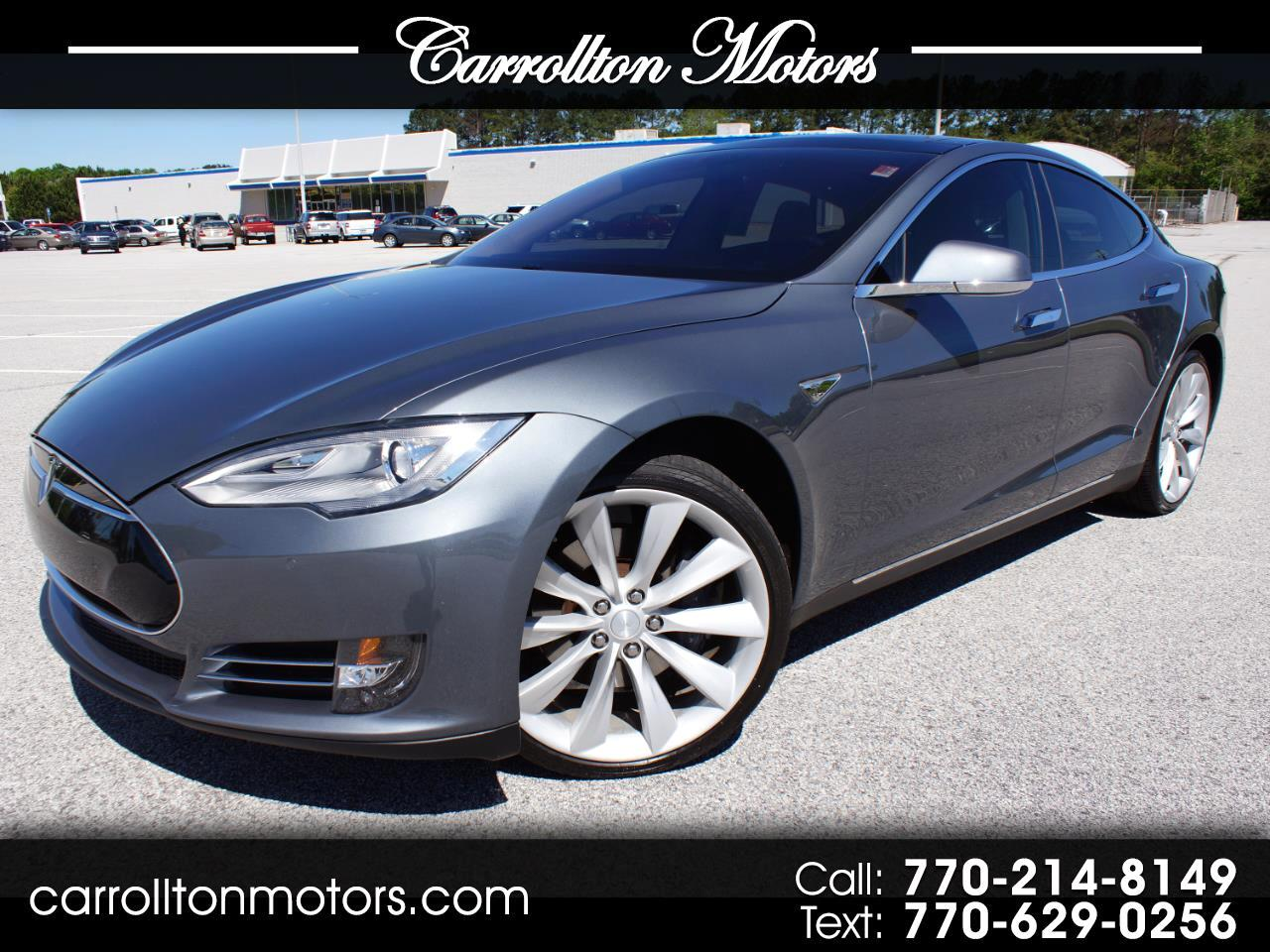 2013 Tesla Model S 4dr Sdn P85