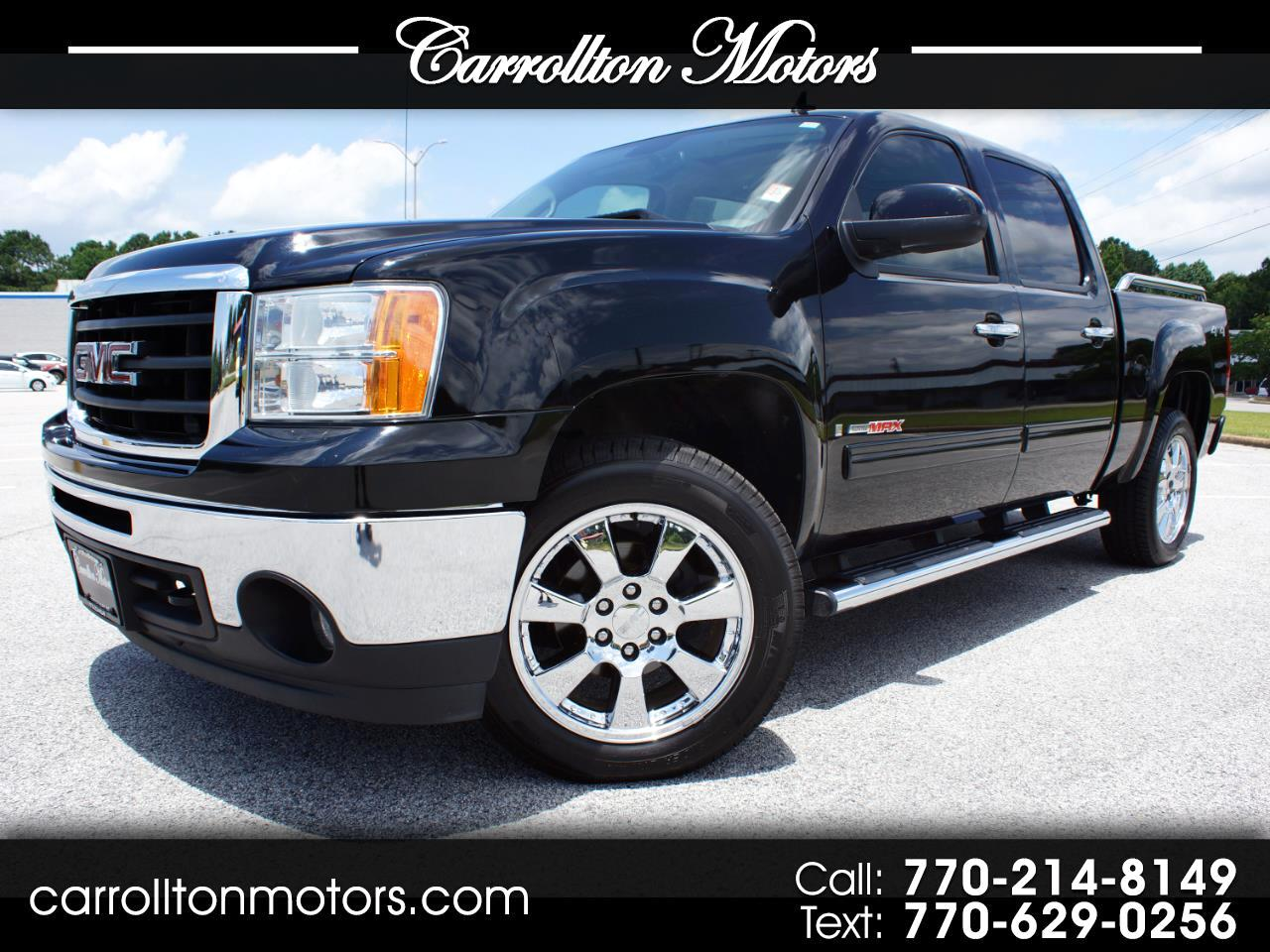 2007 Gmc Sierra For Sale >> Used 2007 Gmc Sierra 1500 Slt Crew Cab 4wd For Sale In