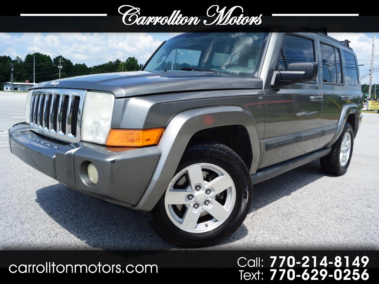 Jeep Commander Sport 2WD 2008