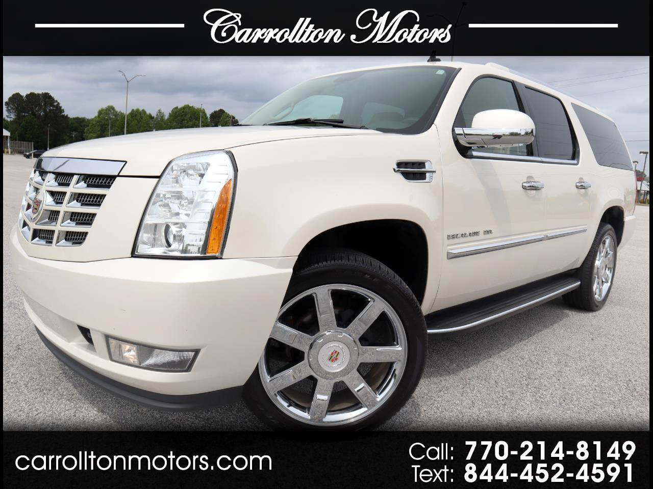 Cadillac Escalade ESV AWD Luxury 2014