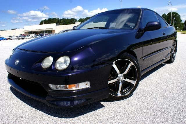 2000 Acura Integra GS-R Coupe