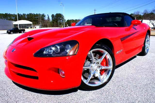 2009 Dodge Viper SRT-10 Convertible