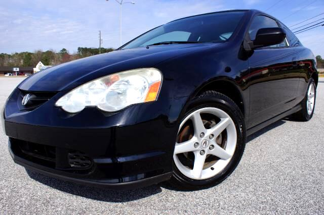 Acura RSX Coupe with Leather 2004