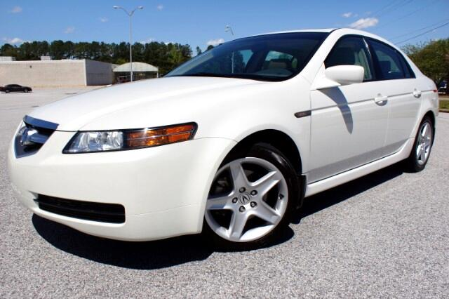 2005 Acura TL 5-Speed AT with Navigation