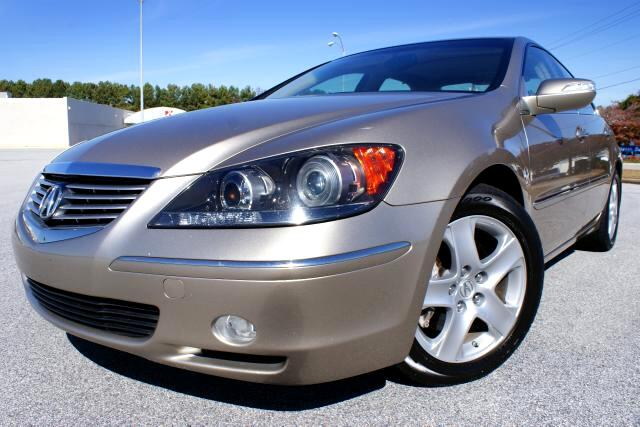 Acura RL SH AWD with Navigation System 2005