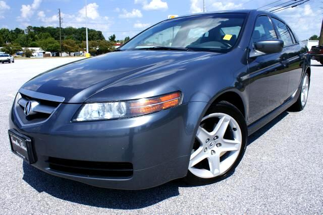 Acura TL 5-Speed AT with Navigation System 2005