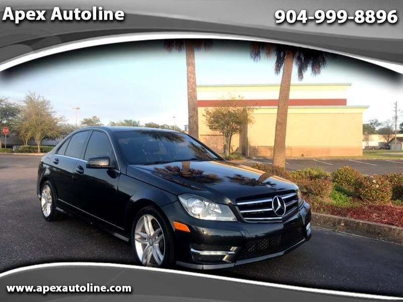 2014 Mercedes-Benz C-Class 4dr Sdn C 250 Luxury RWD
