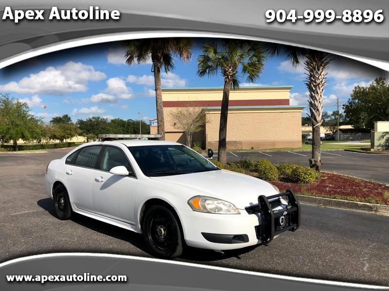 Chevrolet Impala Police Cruiser 2012