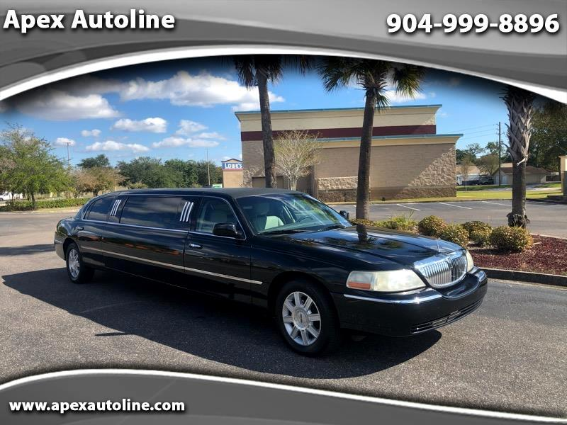 2007 Lincoln Town Car Executive Limo
