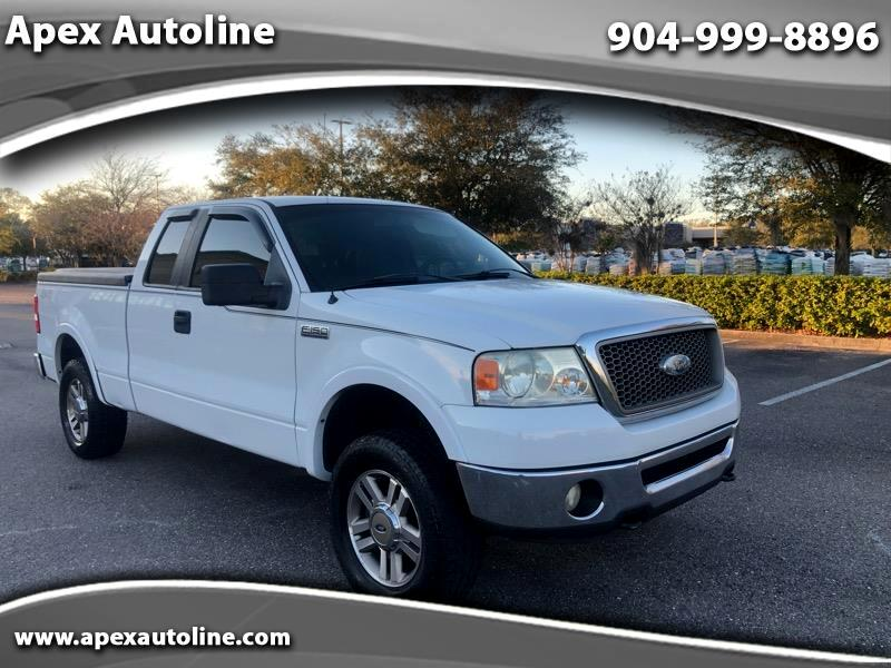 Ford F-150 Lariat SuperCab 4WD 2008