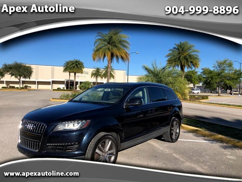 Audi Q7 3.0 Premium quattro 2011