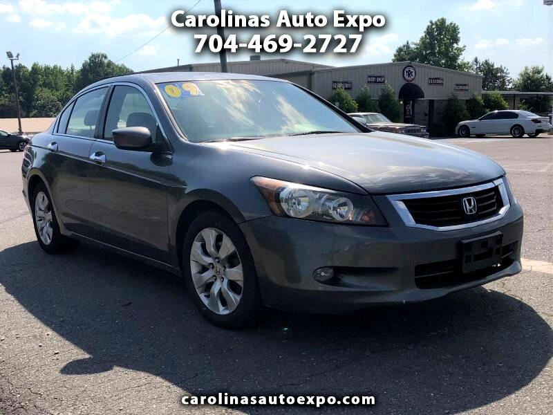 2009 Honda Accord EX V-6 Sedan AT