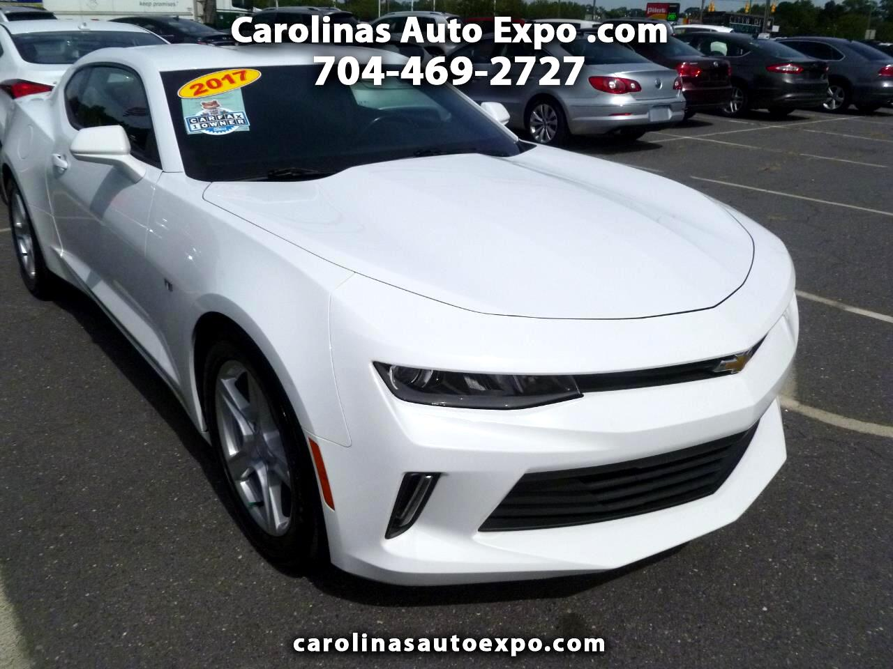 Chevrolet Camaro 2dr Cpe 1LT 2017