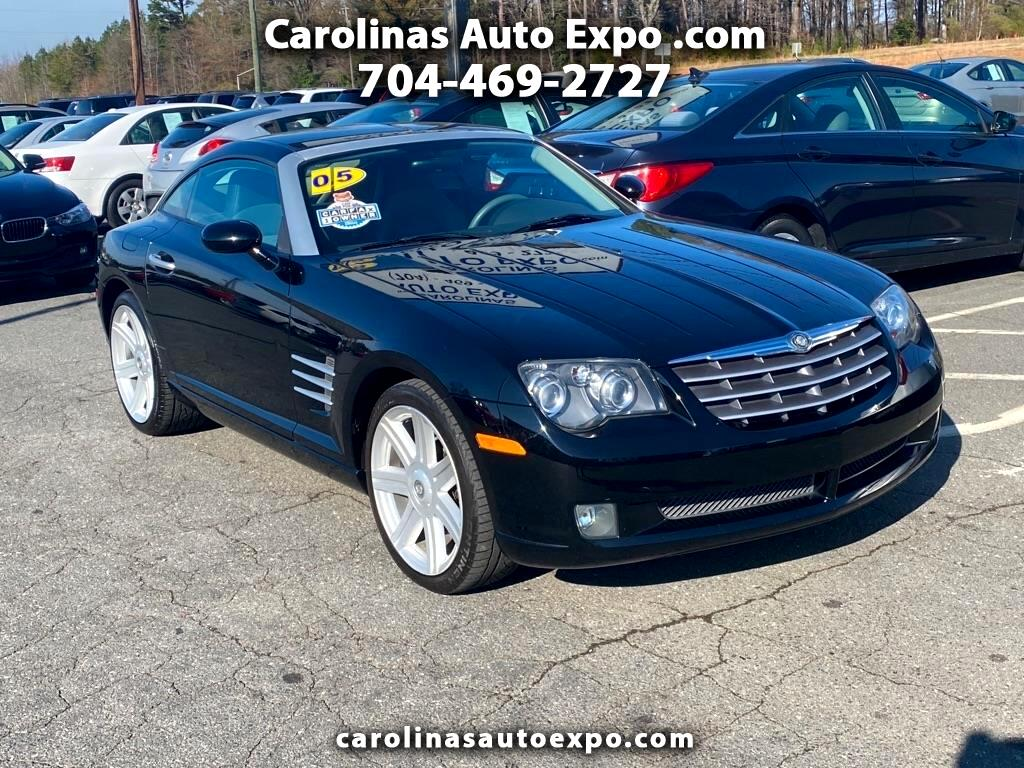 Chrysler Crossfire 2dr Cpe Limited 2005