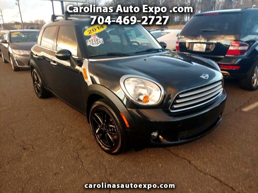 MINI Cooper Countryman FWD 4dr 2014