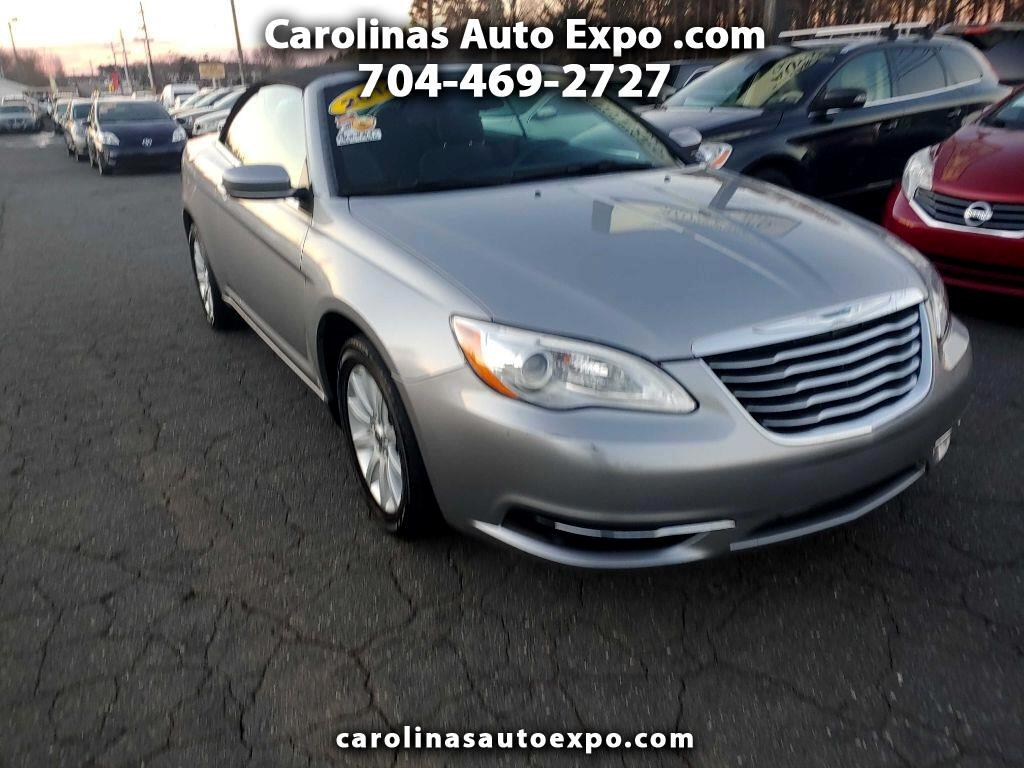 Chrysler 200 2dr Conv Touring 2014