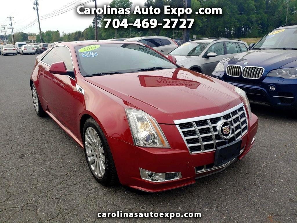Cadillac CTS Coupe 2dr Cpe Performance RWD 2014