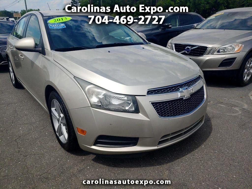Chevrolet Cruze 4dr Sdn Auto 2LT 2013