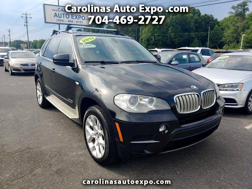 BMW X5 AWD 4dr xDrive35i 2013