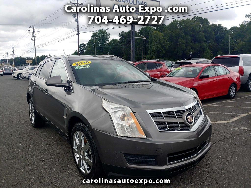 Cadillac SRX AWD 4dr Luxury Collection 2010
