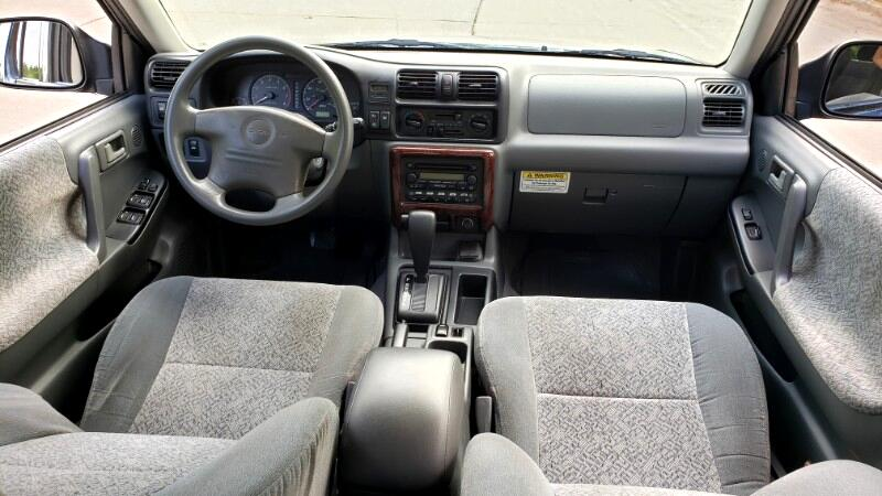 2002 Isuzu Rodeo S V6 2WD