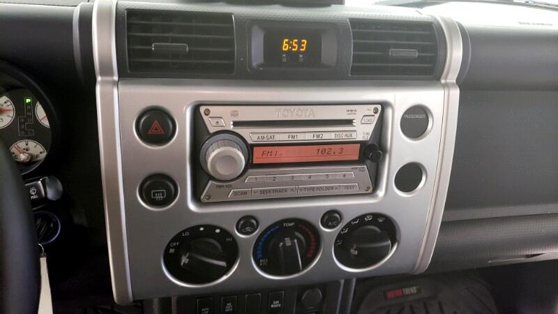 2008 Toyota FJ Cruiser 2WD
