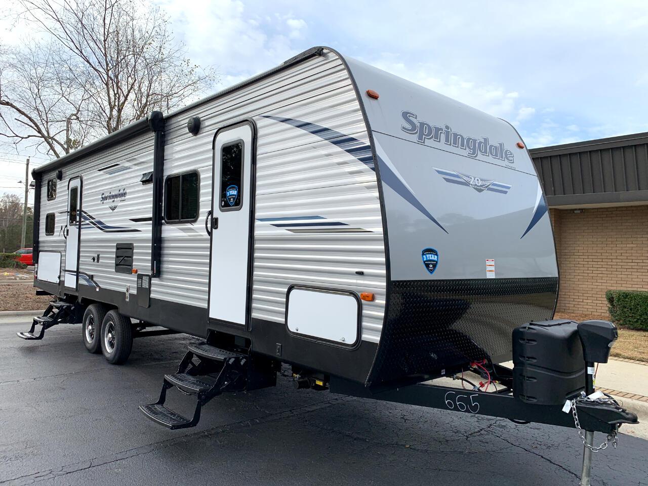 2019 Keystone Springdale 280BH