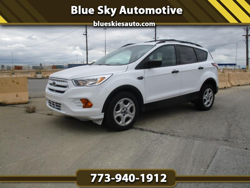 2017 Ford Escape 4dr 2.3L XLT