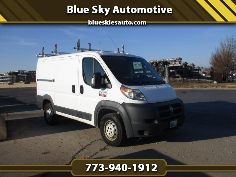 RAM Promaster 1500 Low Roof Tradesman 118-in. WB 2015