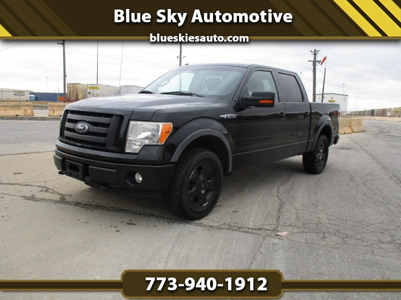 Ford F-150 FX4 SuperCab 4WD 2010