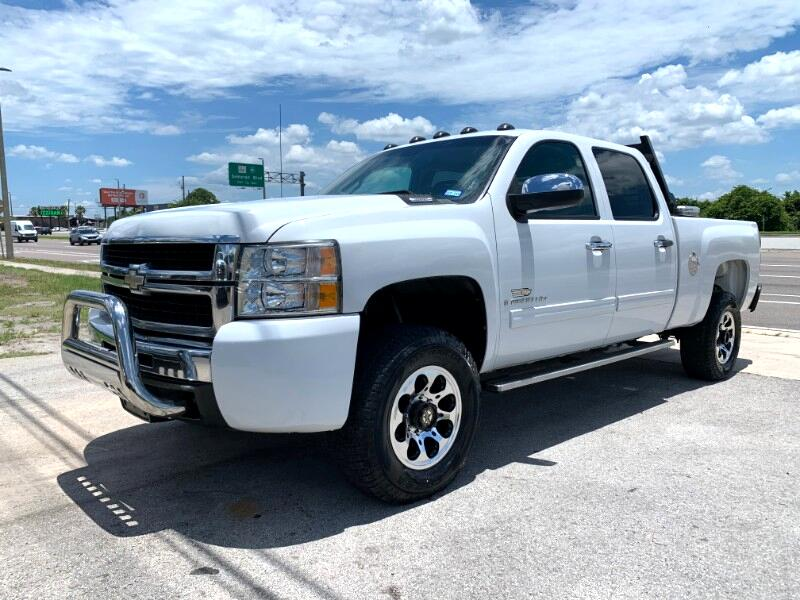 Chevrolet Silverado 2500HD LT1 Crew Cab Long Box 2WD 2009