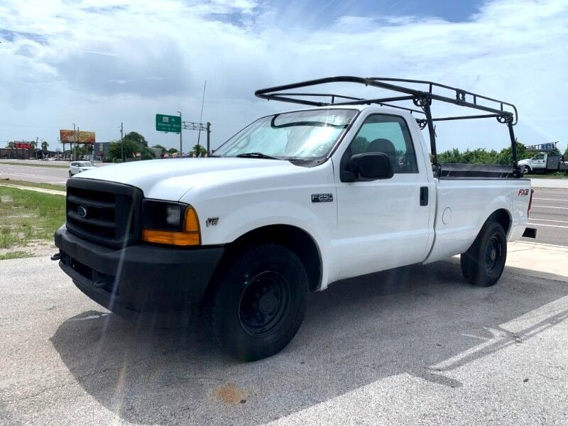 Ford F-250 SD XL 2WD 2001