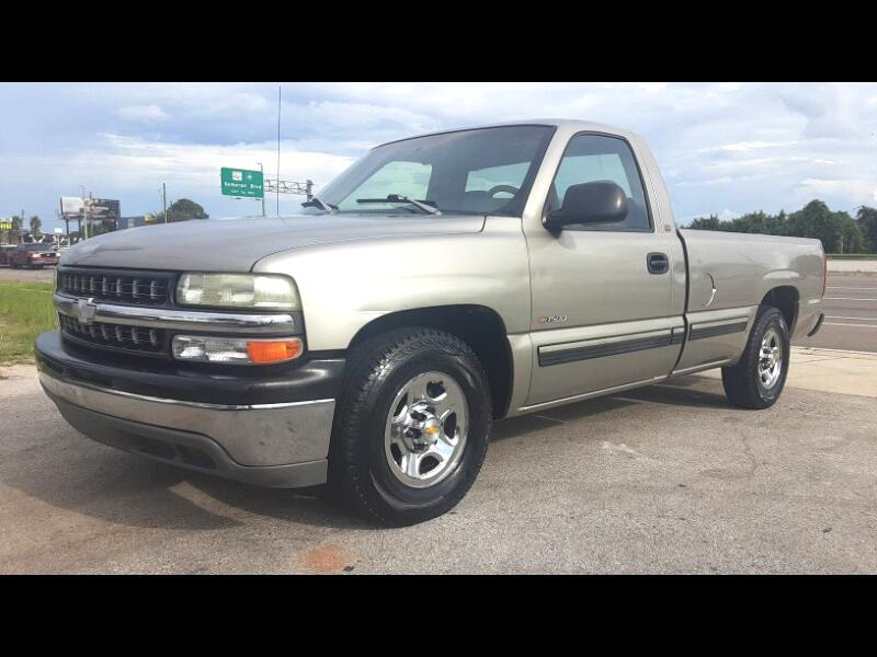 Chevrolet Silverado 1500 Regular Cab Long Bed 2WD 1999