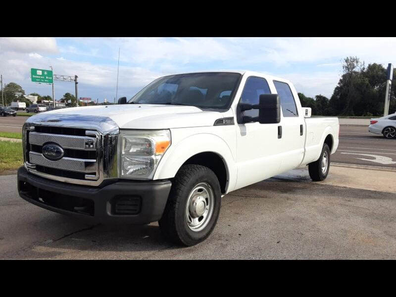Ford F-250 SD XL Crew Cab Long Bed 2WD 2012
