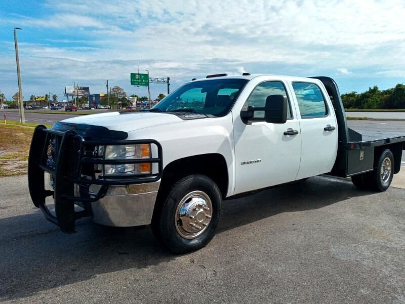 Chevrolet Silverado 3500HD Work Truck Crew Cab 2WD 2012