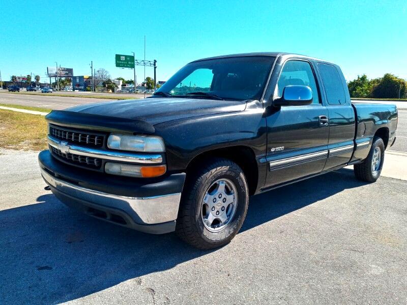 Chevrolet Silverado 1500 Ext. Cab Short Bed 2WD 1999