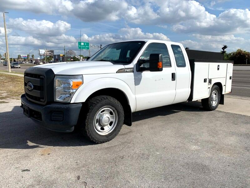 Ford F-350 SD XLT SuperCab Long Bed 2WD 2014